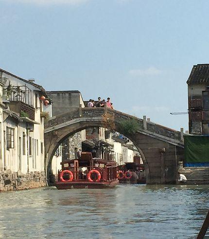 Balade le long du Grand Canal