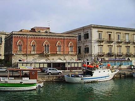 Port de Syracuse