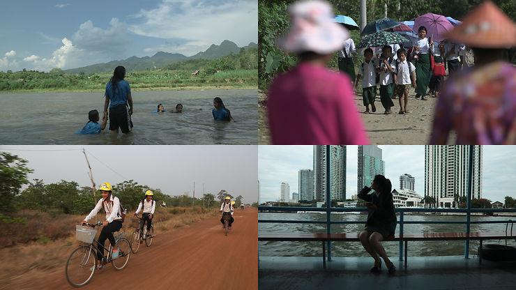 Humanitaire - Un projet de l'association Enfants du Mékong à soutenir