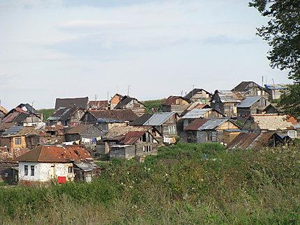 Rostar - village tsigane - Slovaquie orientale