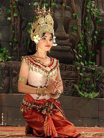 Beauté cambodgienne