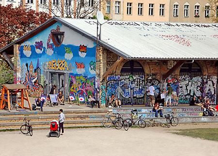 Berlin multiculturelle, la capitale mosaïque