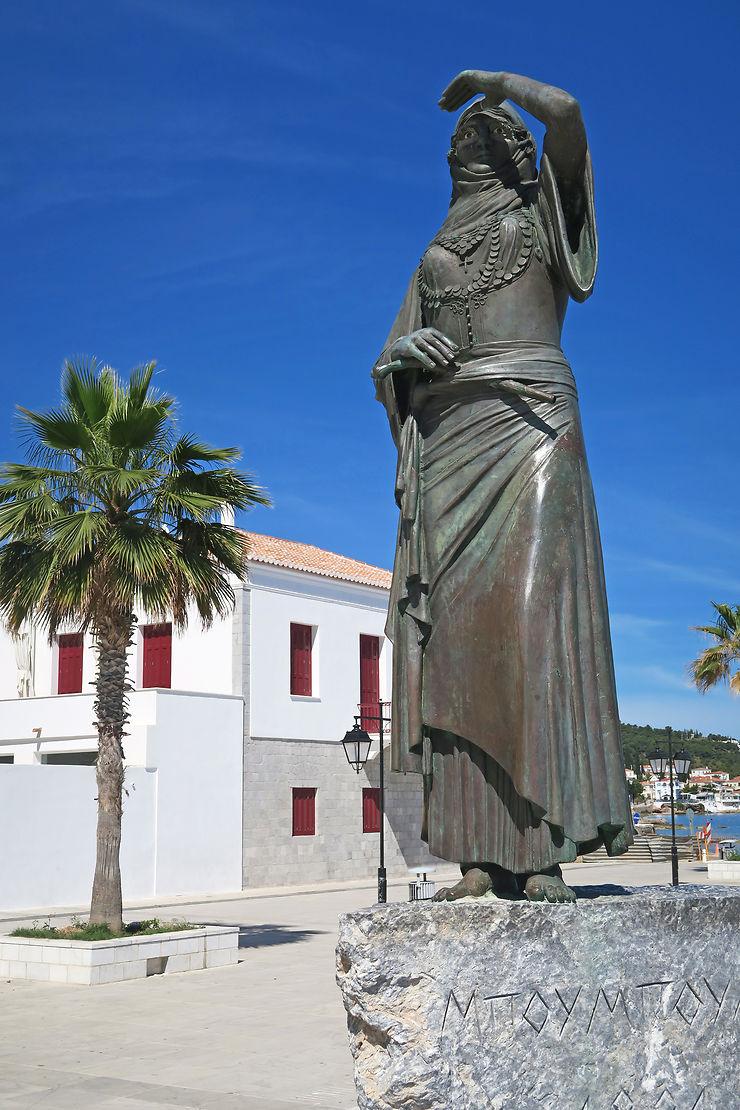 Spetses : une île capitale dans l'histoire de la Grèce