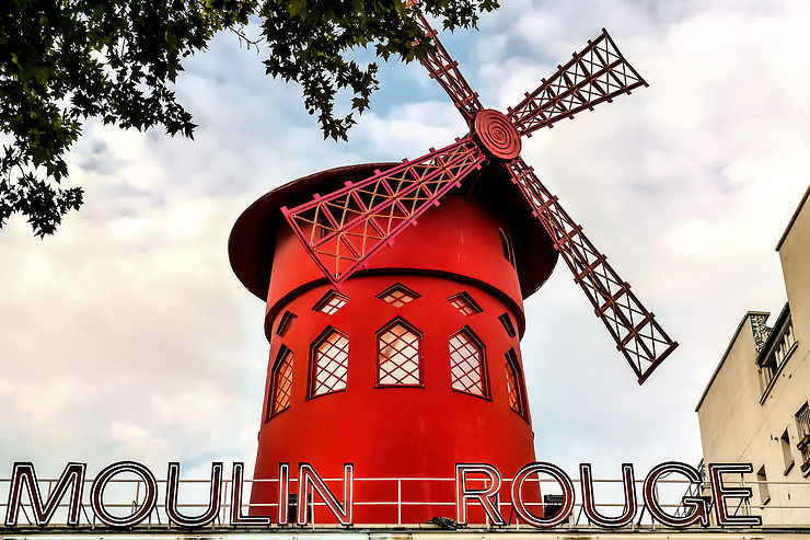 … à la vie d'artiste de Toulouse-Lautrec à Montmartre