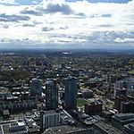 Vue sur Calgary