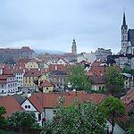 Panorama de la vieille ville
