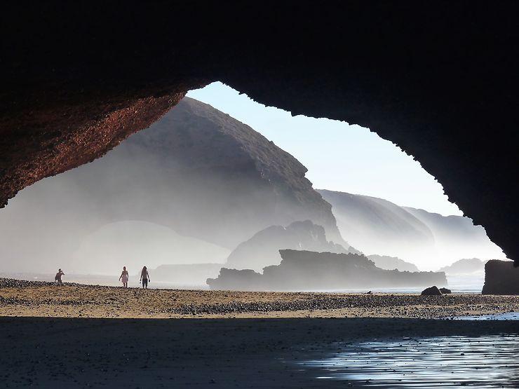 Legzira, Maroc