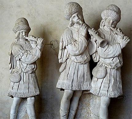 Trois musiciens