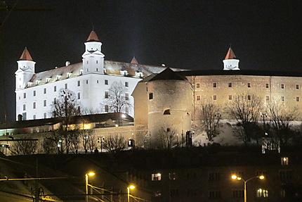 Château de Bratislava - Slovaquie