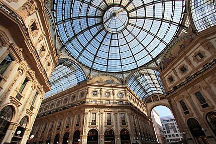 Gallerie Vitorio Emanuele II