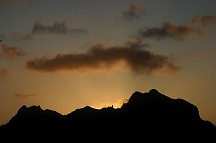 La montagne au visage (montana de la cara)