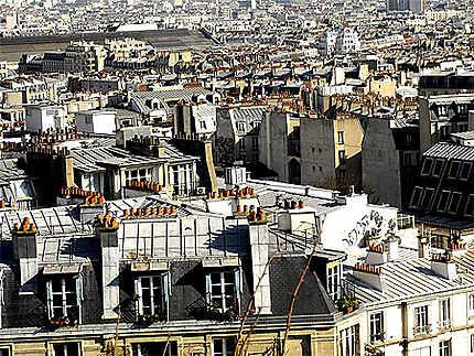 Sous les toit de Paris
