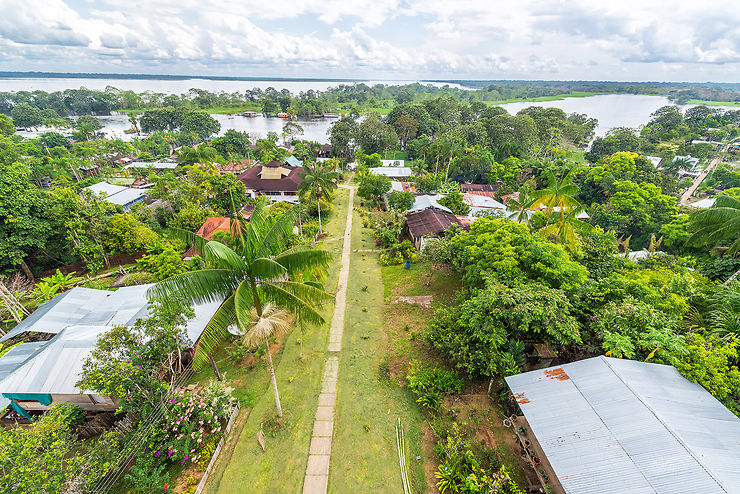 Leticia et la forêt amazonienne