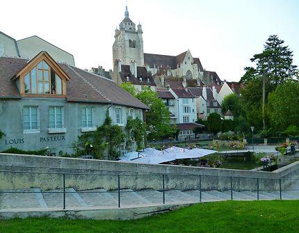 Collégiale Notre-Dame de Dole, France