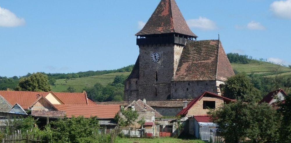 Transylvanie 2:  Sibiu, la Transfãgãraşan, Viscri, Raşnov, Bran