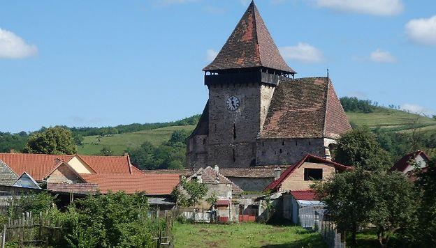 Transylvanie 2:  Sibiu, la Transfãgãraşan, Viscri, Raşnov, Bran titimathi