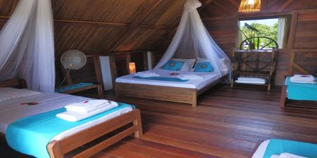 Photo hotel Hotel Eco-Lodge Ravoraha