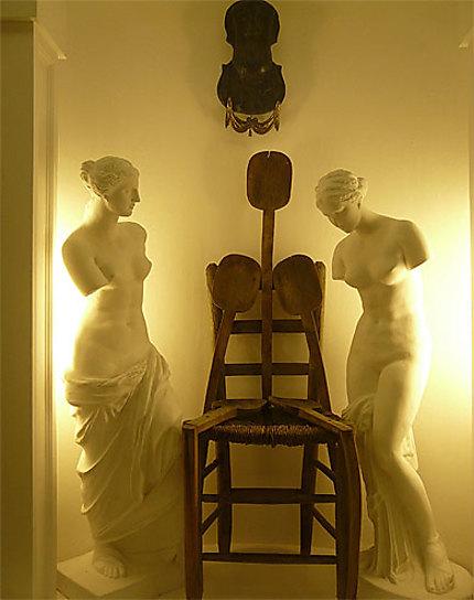 Sculptures - musée S. Dali