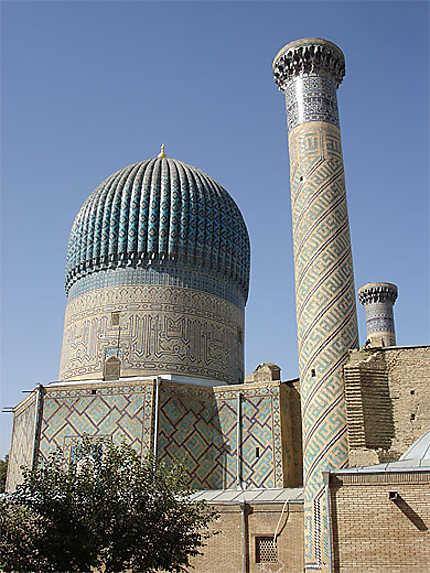 Mausolée de Guri Amir