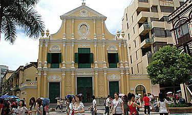 Église São Domingos