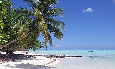 Maupiti (îles de la Société)