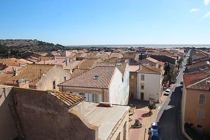 Le village de La Palme