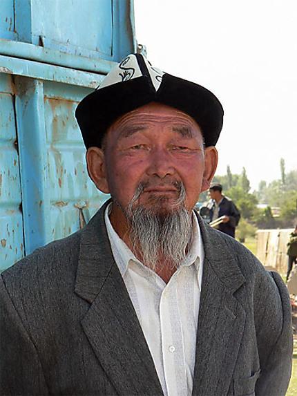 Portrait Kirghize