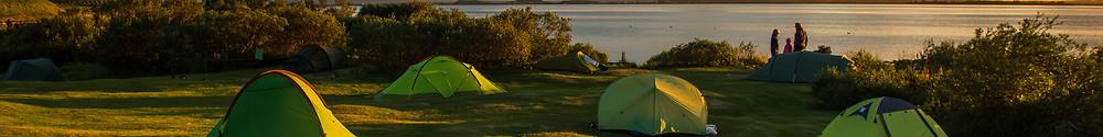 Islande Camping Myvatn forcdan - Fotolia