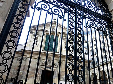 Le couvent des Carmes