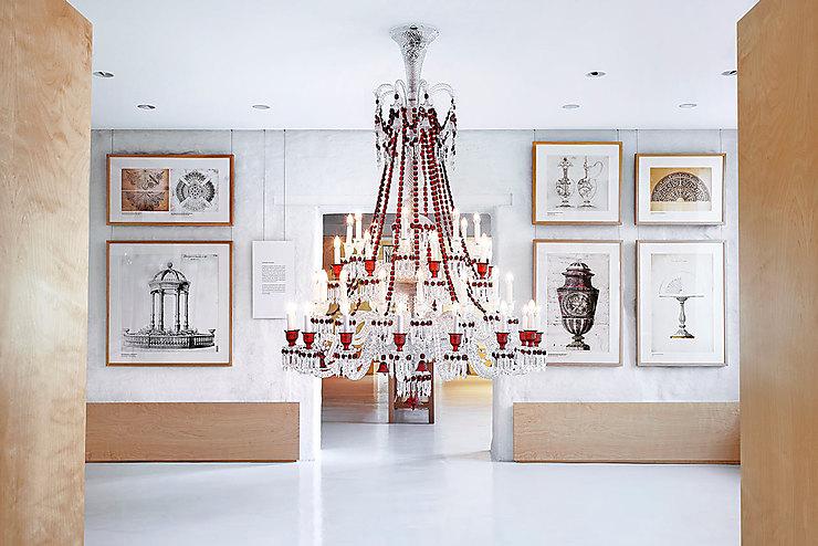 Lorraine - Un nouveau musée pour la cristallerie Baccarat