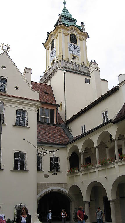 Bratislava - Musée de la ville - Slovaquie