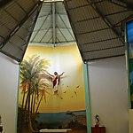 Eglise de Puerto Villamil - Intérieur Isla Isabela