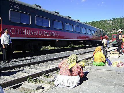 Train Chihuahua - Pacífico