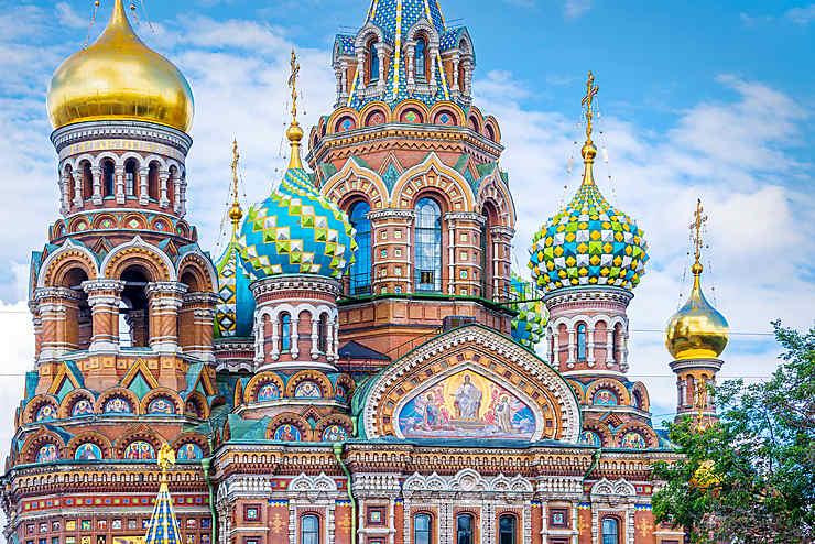 Russie - Bientôt un e-Visa gratuit pour Saint-Pétersbourg