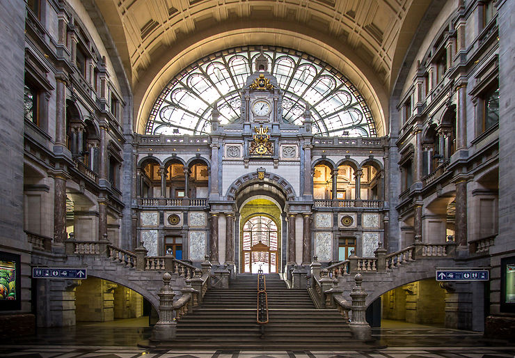 Les vrais joyaux d'Anvers