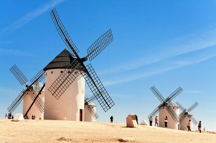 Route de Don Quichotte (Castille-La Manche)