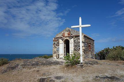 Petite chapelle en Martinique