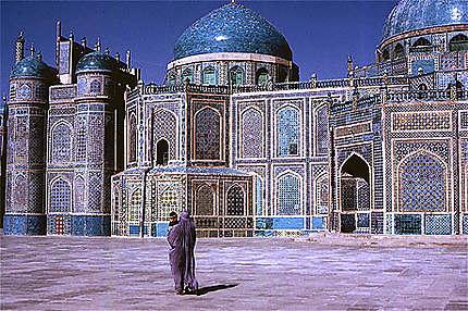 Mosquée de Mazar-i-Charif