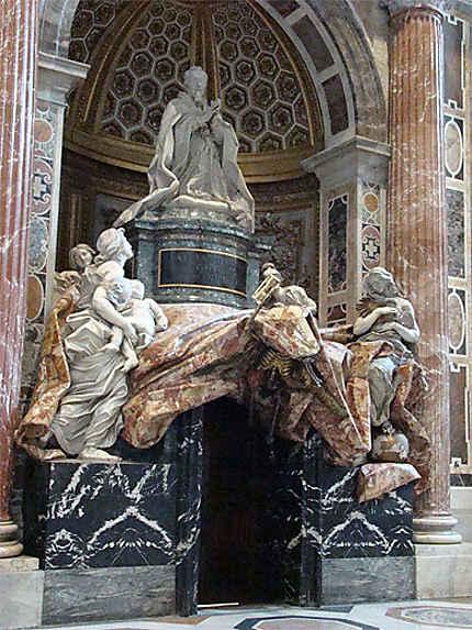 Monument d'Alexandre VII