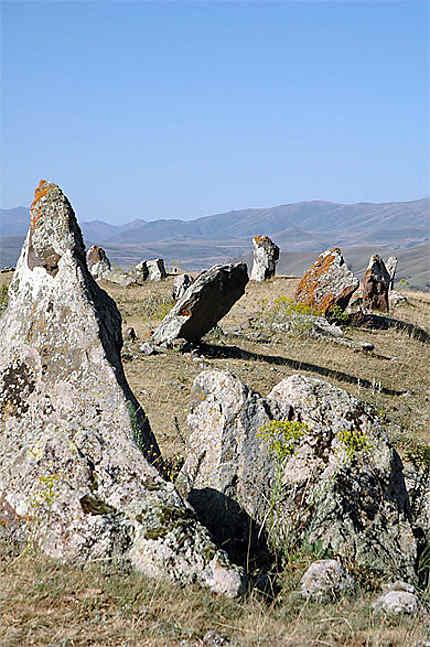 Mégalithes de Zorats Karèr