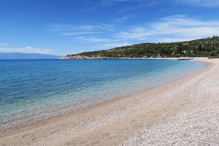 Le tour de Spetses : les plus belles plages de l'île