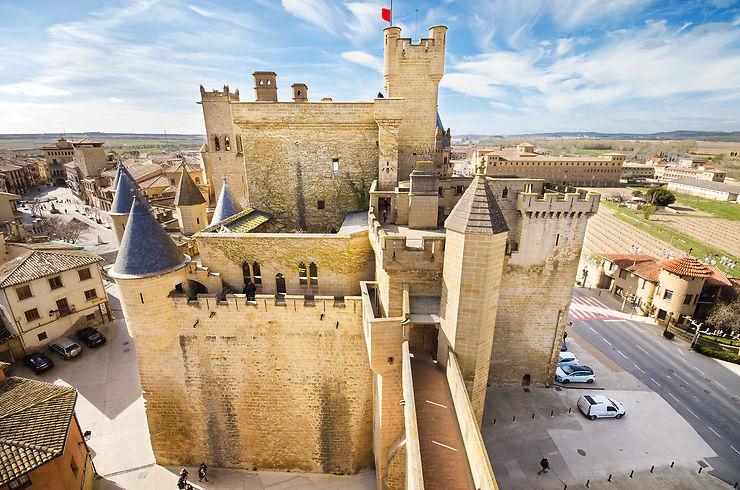 Route des châteaux et des forteresses de Navarre