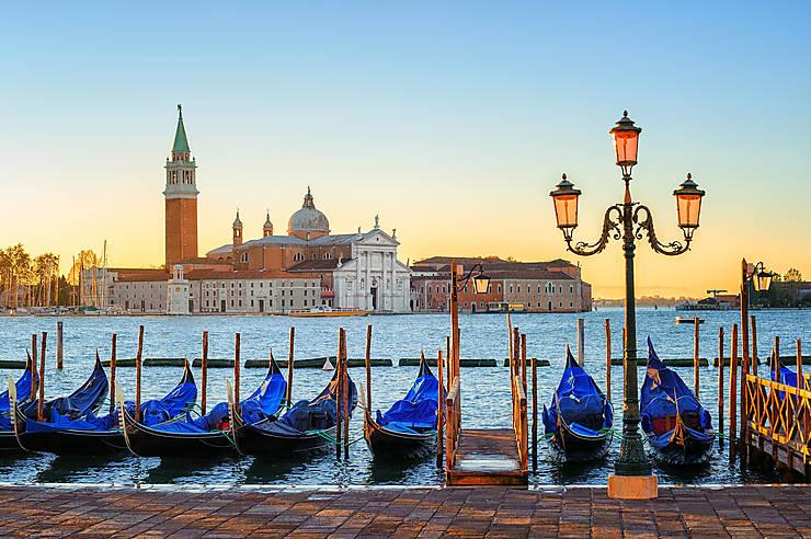 Italie - Les paquebots de croisière interdits du centre de Venise
