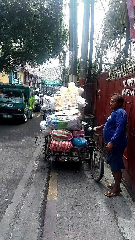 Transport à Manille