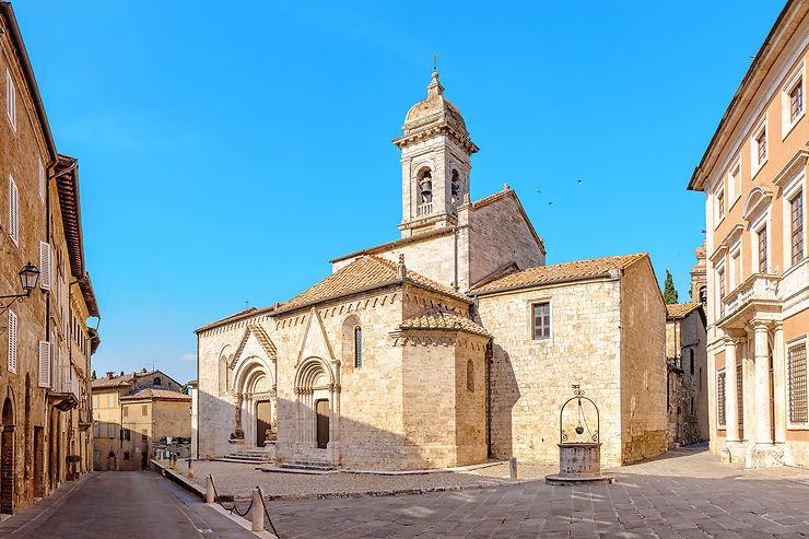 San Quirico d'Orcia et le val d'Orcia – Toscane
