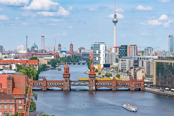 Berlin, au fil de l'eau