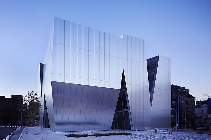 Japon - Un musée consacré à Hokusai à Tokyo