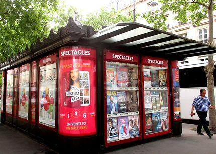 Kiosque Madeleine: spectacles dernières minutes