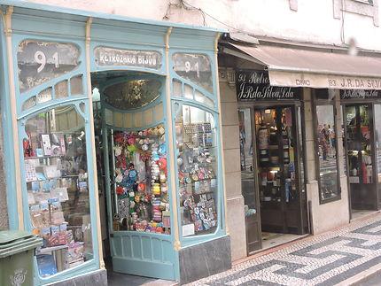 Devantures de boutiques Lisbonne