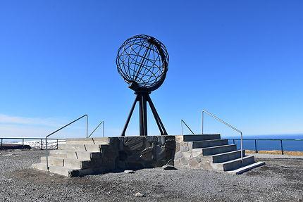 Le globe du Cap Nord